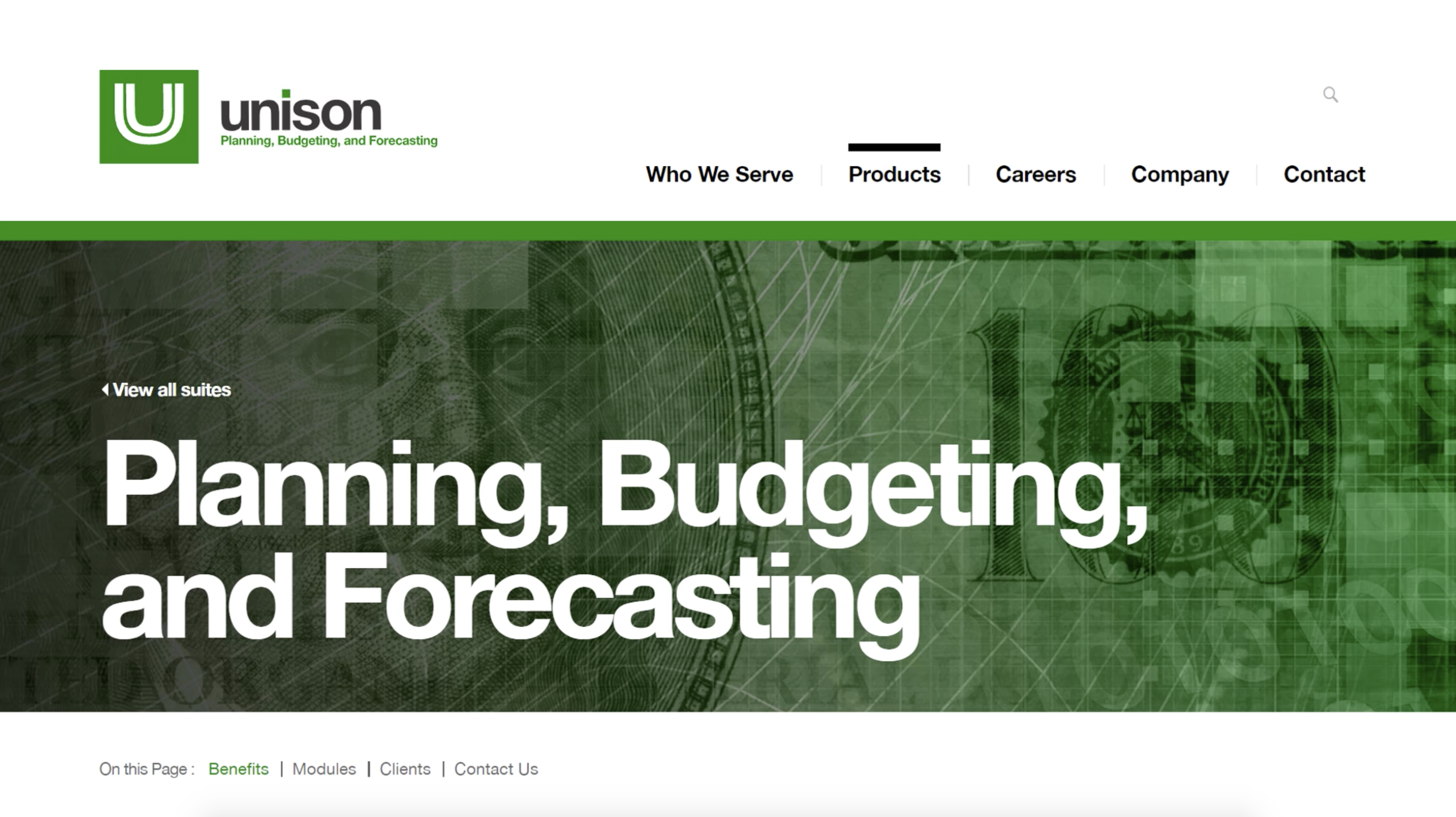 Planning, Budgeting, and Forecasting